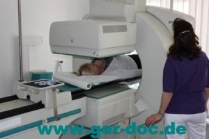 МРТ диагностика головного мозга в Германии
