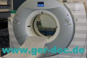 МРТ диагностика в Германии.