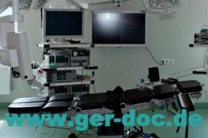 Комната для проведения ангиографии.