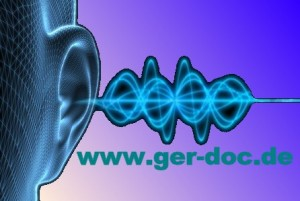 Treatment of tinnitus in Germany