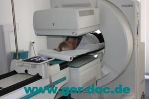 Диагностика остеохондроза позвоночника в Мюнхене