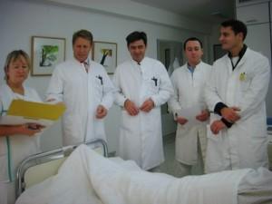 Лечение пищевода Баррета в Германии